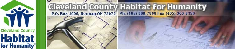 Cleveland County Habitat for Humanity
